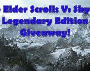 The Elder Scrolls: Skyrim – Legendary Edition Steam Giveaway