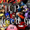 Top Five Childhood Games