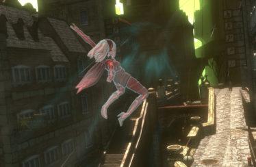 Gravity Rush 2, Awesome Rush