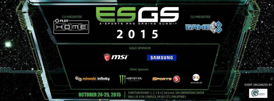 [Press Release] ESGS 2015
