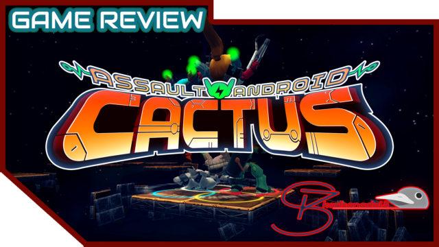 Assault Android Cactus Headline