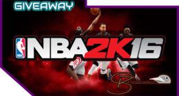 NBA 2k16 Giveaway