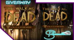 The Walking Dead Season 1 and Season 2 Telltale Game Giveaway