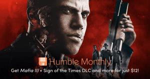 Mafia III Humble Bundle Monthly