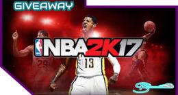 NBA 2K17 Giveaway July 2017