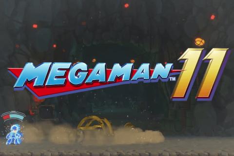 Mega Man 11 Featured