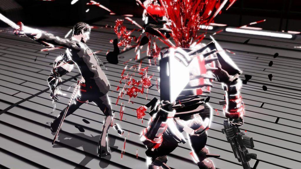 Killer is Dead Graphics