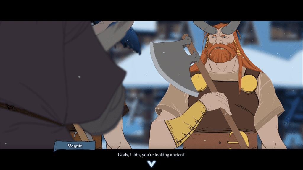 The Banner Saga Story