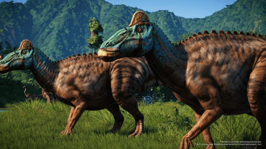 Jurassic World Evolution Featured