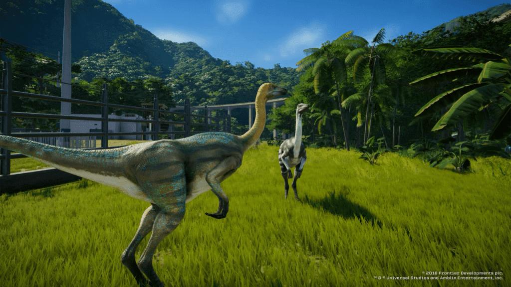 Jurassic World Evolution 6