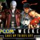 Capcom Weekend Sale Featured
