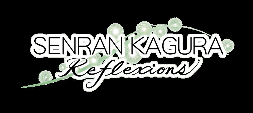 SENRAN KAGURA Reflexions - Logo