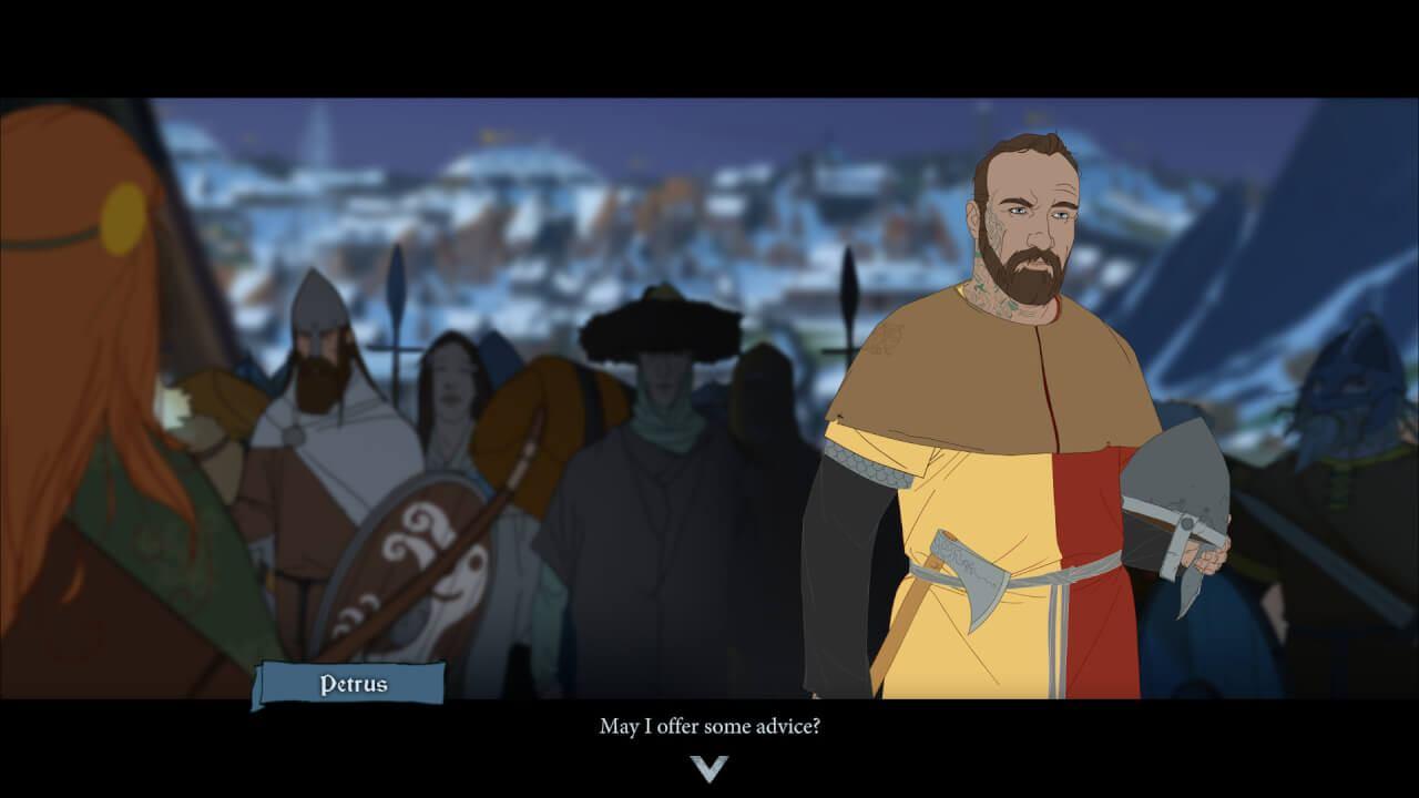The Banner Saga 3 Screenshot 3