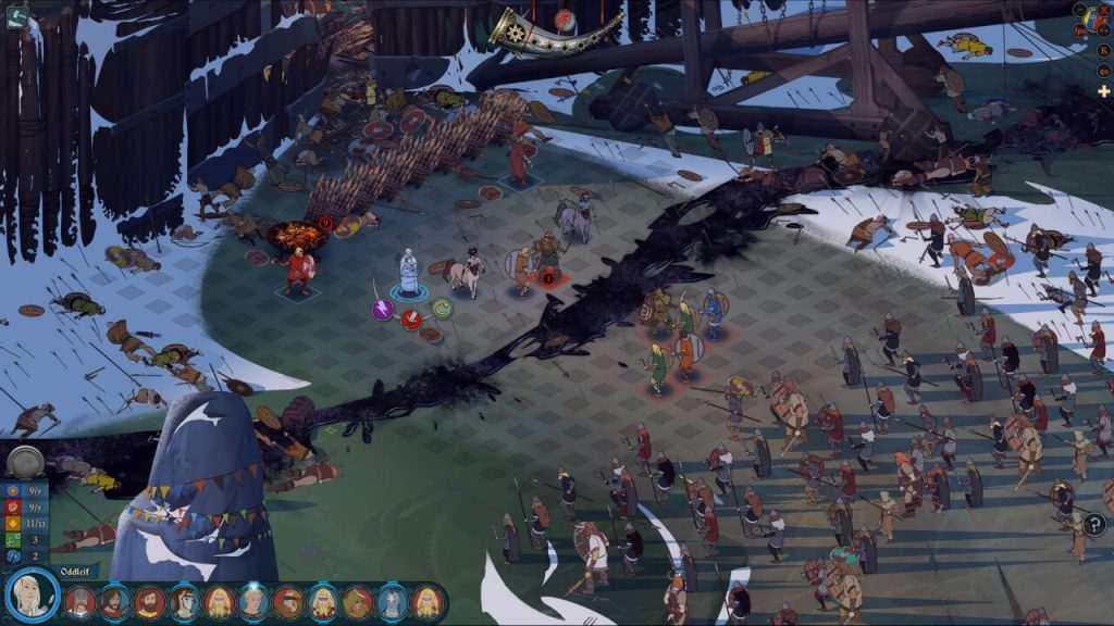 The Banner Saga 3 Screenshot 4