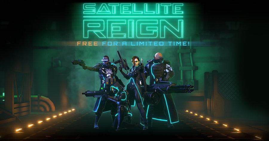 Satellite Reign Featured