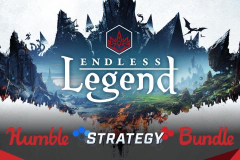 Humble Bundle Strategy Bundle Featured