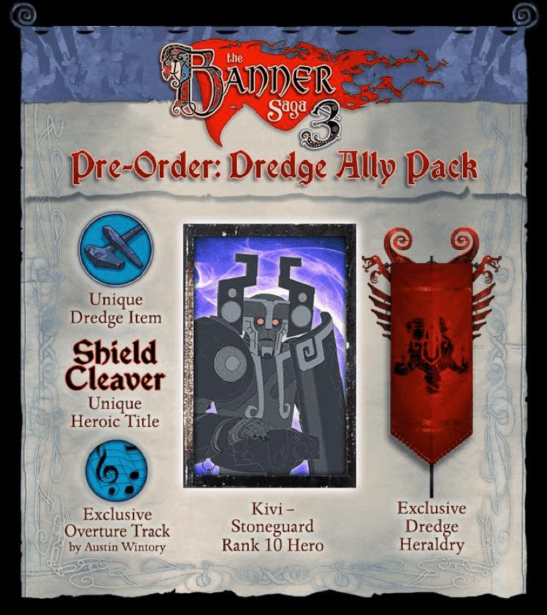 The Banner Saga 3 Preorder