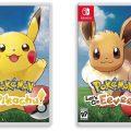Pokemon Let's Go boxart