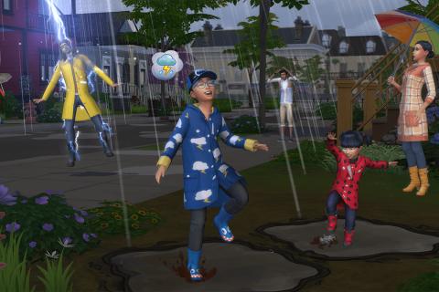 The Sims 4 Seasons 01