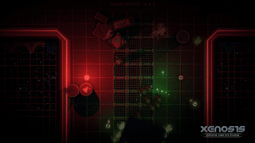 Xenosis Alien Infection Screenshot6