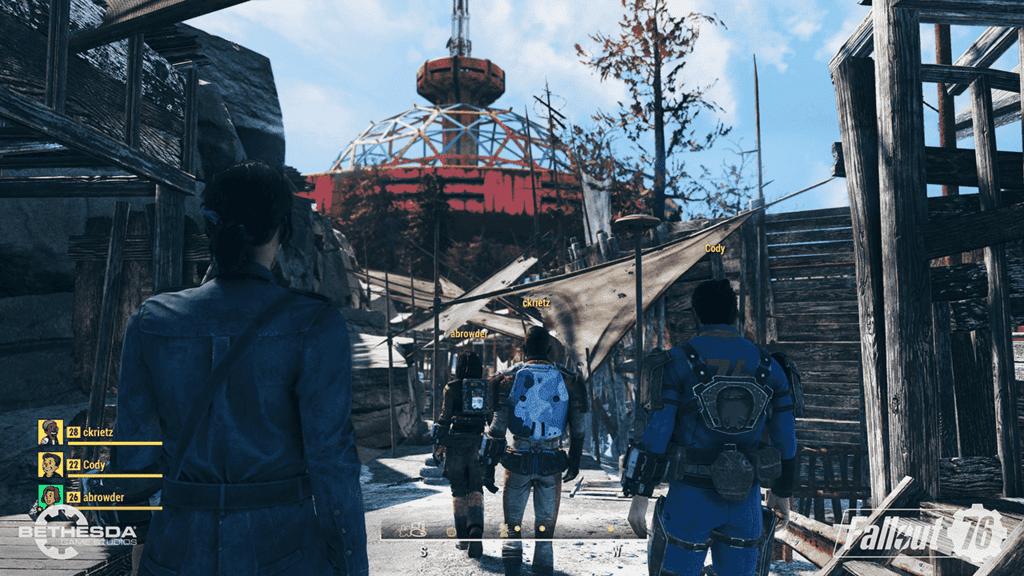 Bethesda E3 2018 Conference Fallout 76