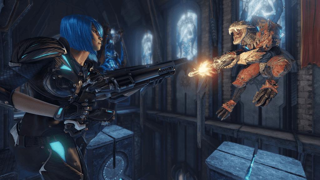 Bethesda E3 2018 Conference Quake Champions