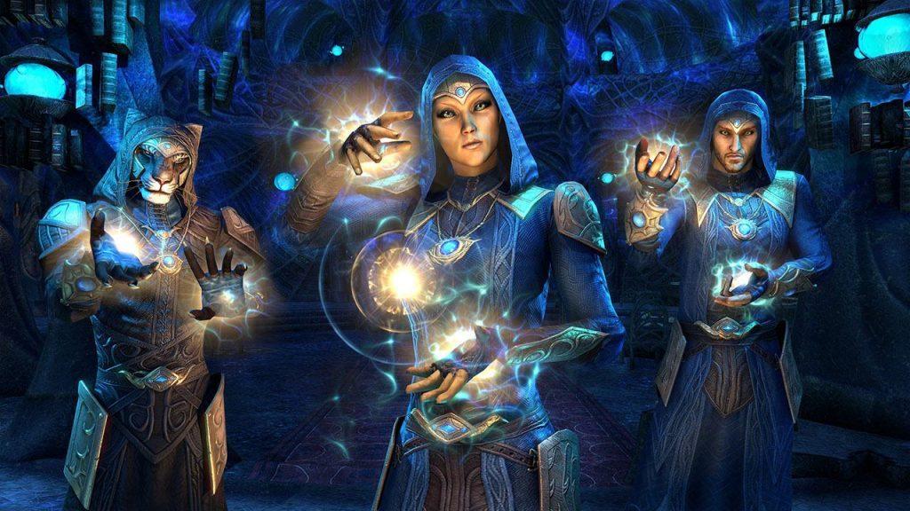 Bethesda E3 2018 Conference The Elder Scrolls Online Summerset