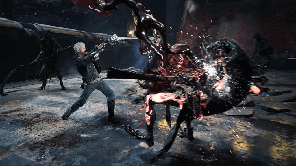 E3 2018 Microsoft Xbox Conference Devil May Cry 5