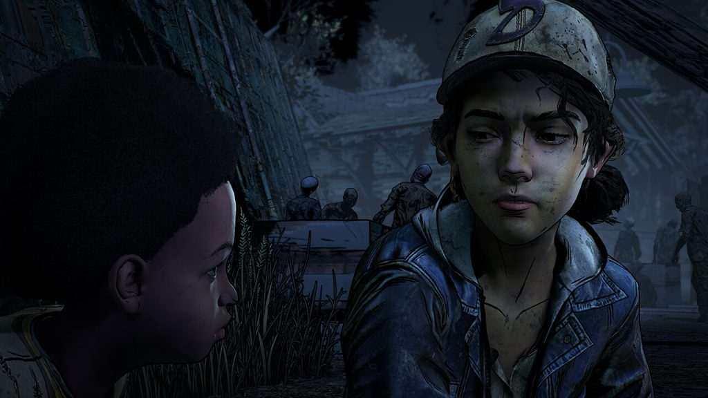 The Walking Dead The Final Season 01