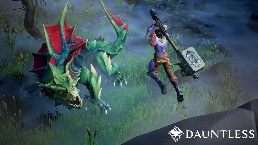Dauntless Drask Combat 1
