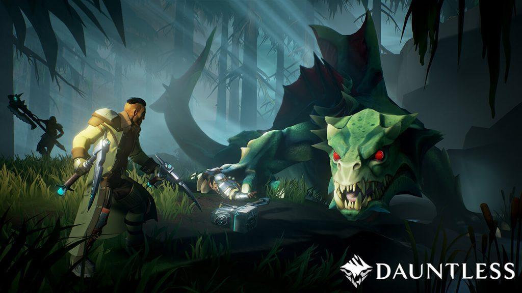 Dauntless Drask Combat 2