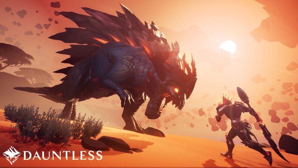 Dauntless Hellion Combat