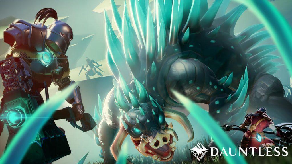 Dauntless Quillshot Combat 1