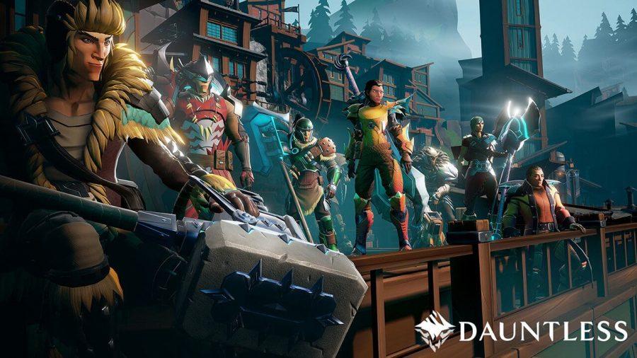 Dauntless Slayer Lineup
