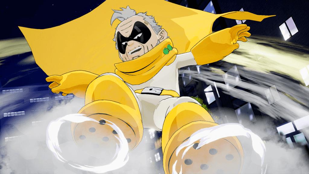 My Hero One's Justice Gran Torino 1