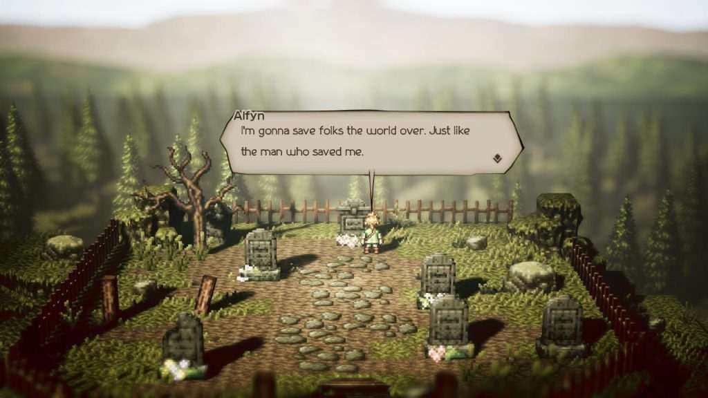 Nintendo Switch Ocopath Traveler 04