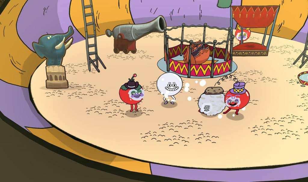 Pool Panic Circus1