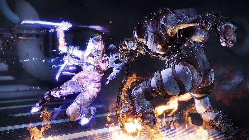 Sony E3 2018 Conference Destiny 2 Forsaken