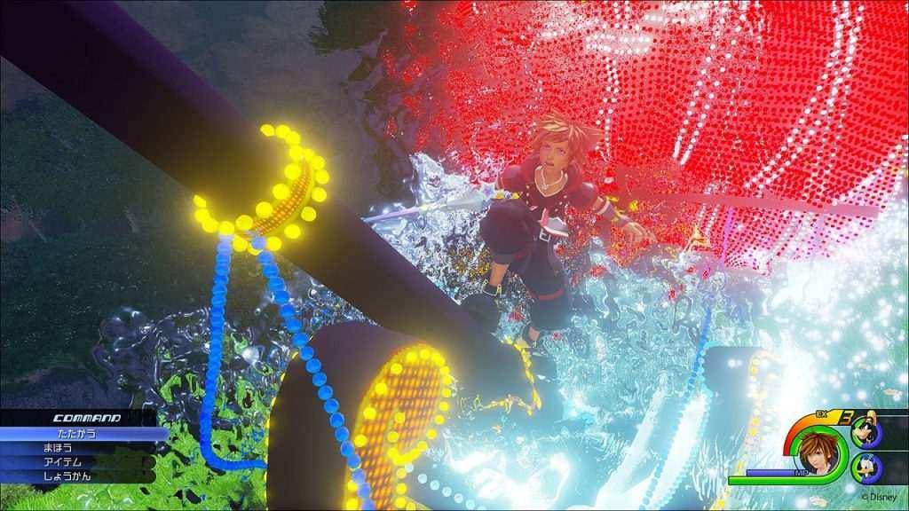 Sony E3 2018 Conference Kingdom Hearts 3