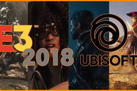 Ubisoft E3 2018 Conference