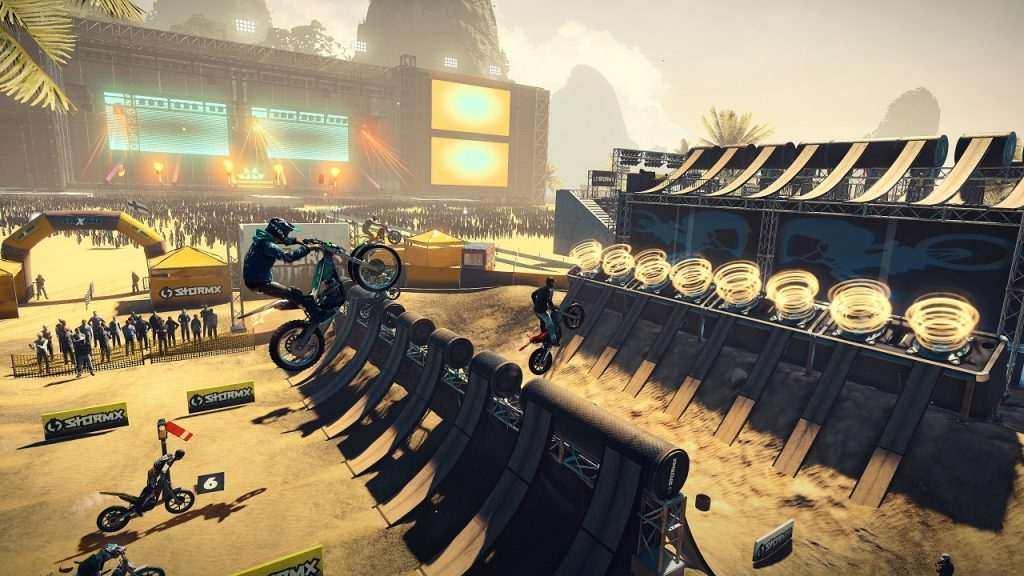 Ubisoft E3 2018 Conference Trials Rising