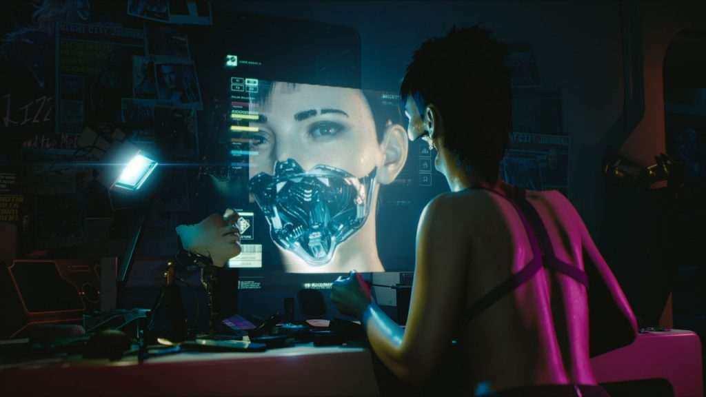 Cyberpunk 2077 07