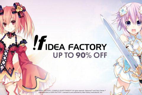 Idea Factory Sale