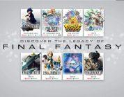 Final Fantasy Games on Major Consoles