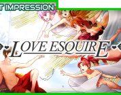 First Impression Love Esquire
