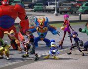 Kingdom Hearts III Big Hero 6 Screenshot 04