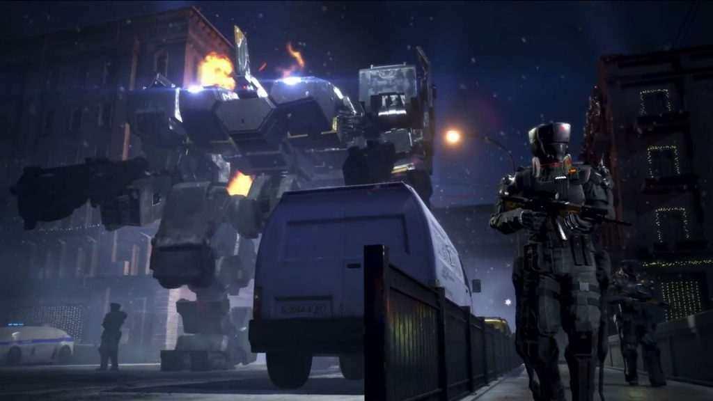 Left Alive Screenshot 02