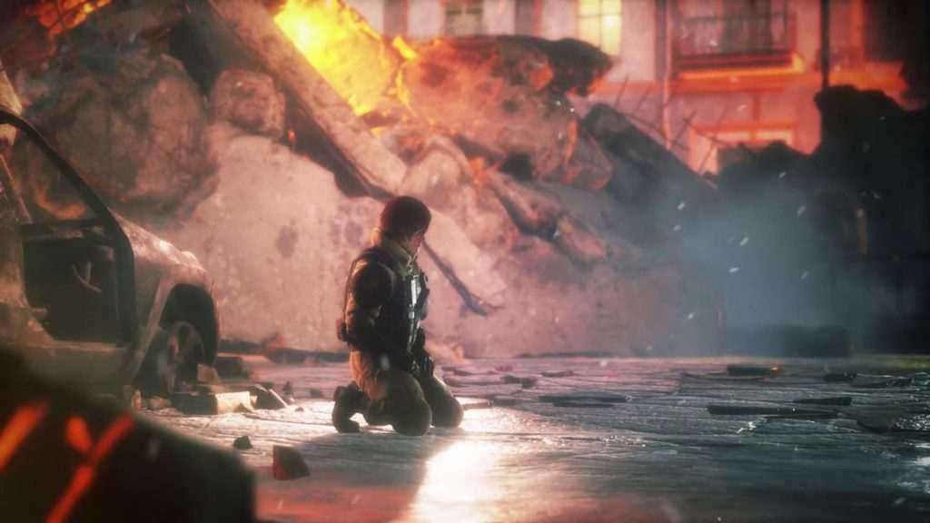 Left Alive Screenshot 05
