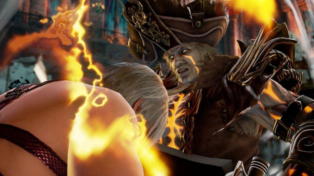 Soul Calibur VI Cervantes 08