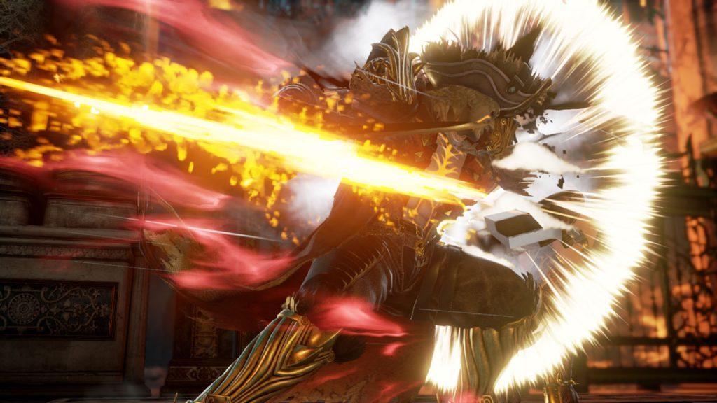 Soul Calibur VI Cervantes 09